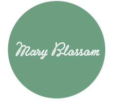 Mary.Blossom going green
